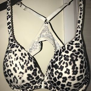 Two- Victoria Secret front closure bras